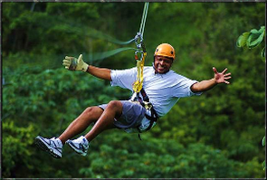 Explore Zipline and Splash